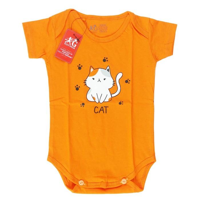 Jual Baju Jumper Bayi Baru Lahir Gambar Lucu Murah Kartun Kota Bandung Nawwaf Shop Tokopedia
