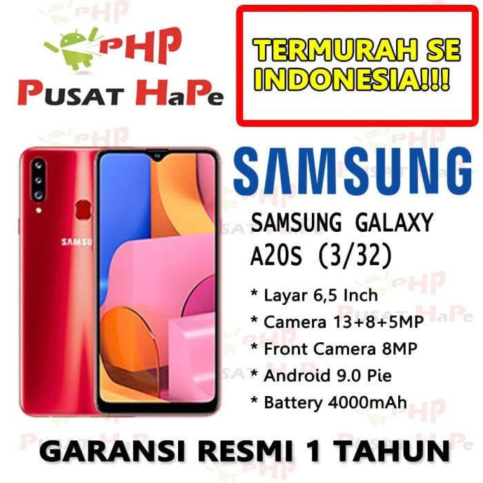 harga Samsung galaxy a20s ram 3gb 32gb baru ori garansi resmi termurah Tokopedia.com