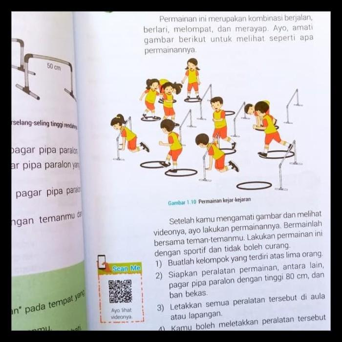 Jual Buku Penjas Orkes Pjok Kelas 3 Sd Kurikulum 2013 Penerbit Erlangga Kota Yogyakarta Link K Tokopedia