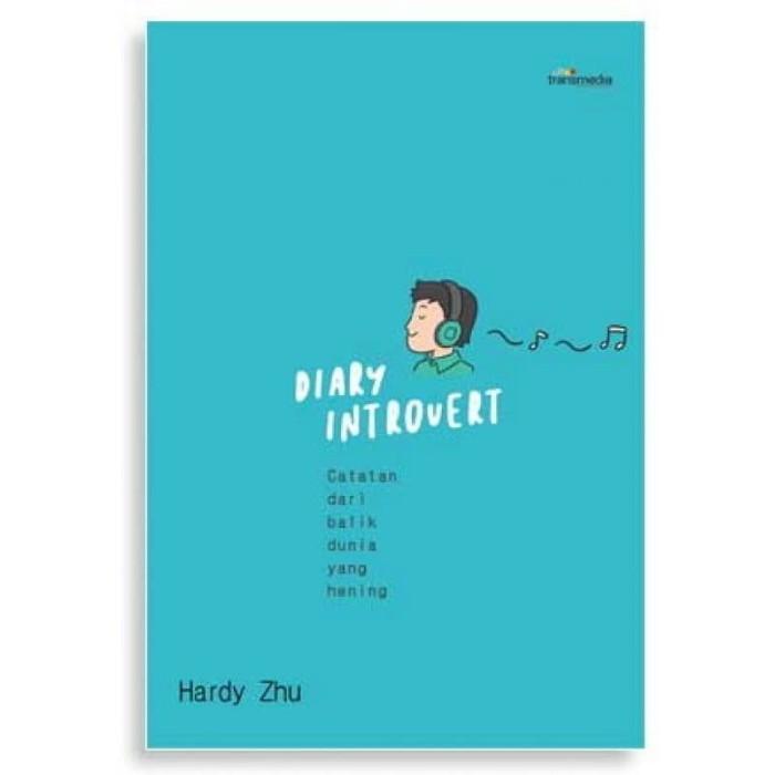 Foto Produk Diary Introvert - Hardy Zhu - Transmedia dari Republik Fiksi