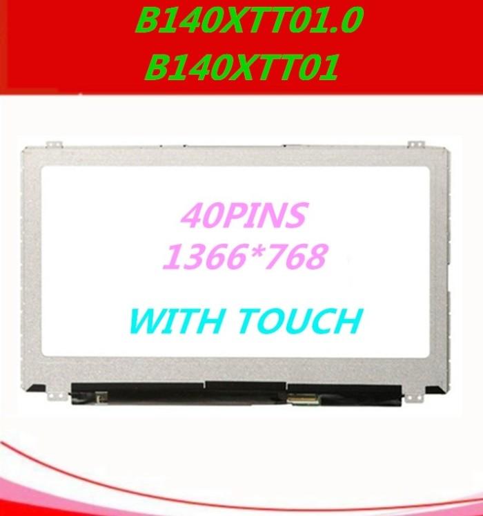 Jual 100 Test Good Work B140xtt01 0 B140xtt01 1 B140xtt01 Laptop Lcd Led Kab Bogor Yangpentinghalal Tokopedia