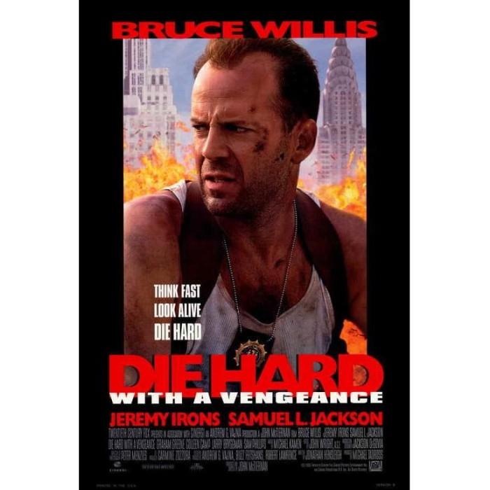 Jual Dvd Film Die Hard 3 With A Vengeance 1995 Kab Karawang Dvd Movie Update Tokopedia