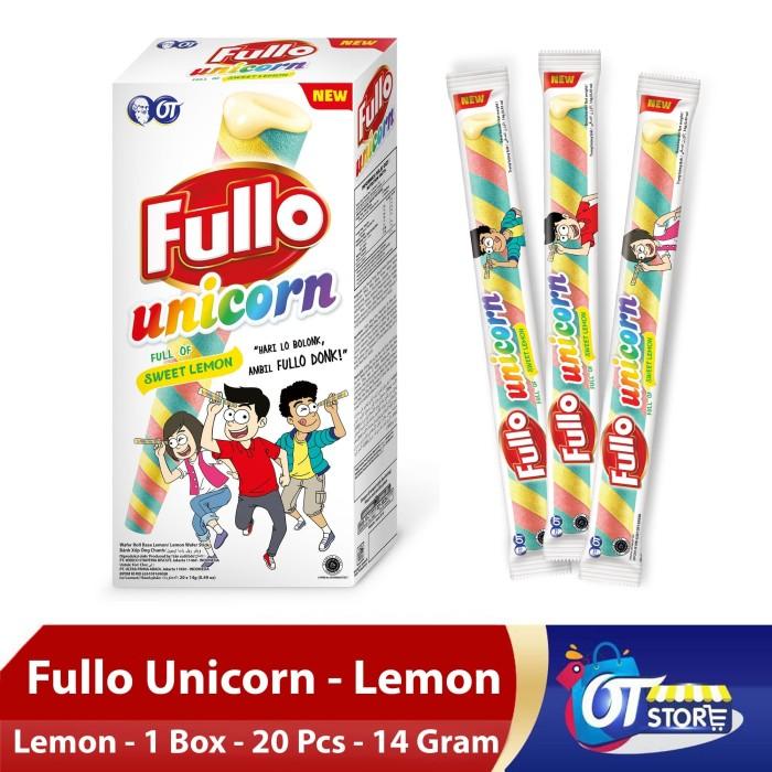 harga Fullo unicorn 14gr [1 box isi 20pcs] Tokopedia.com