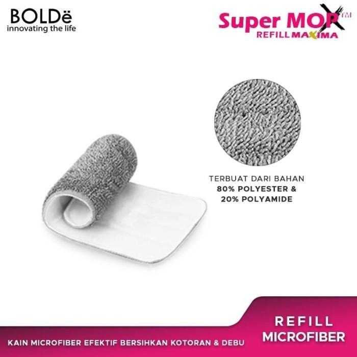 Foto Produk BOLDe Refill Super Mop Maxima dari BOLDe Official Store