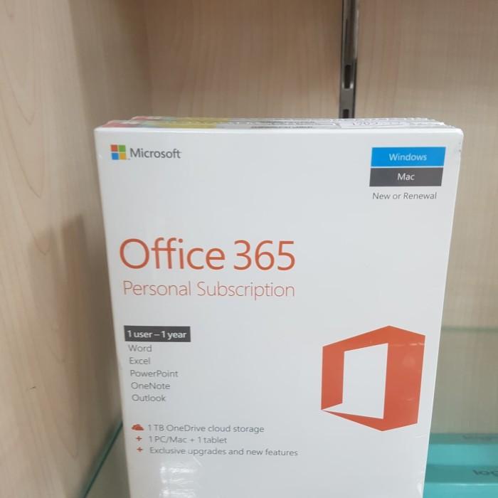 Foto Produk MICROSOFT SOFTWARE OFFICE 365 PERSONAL dari ReOrlins Store