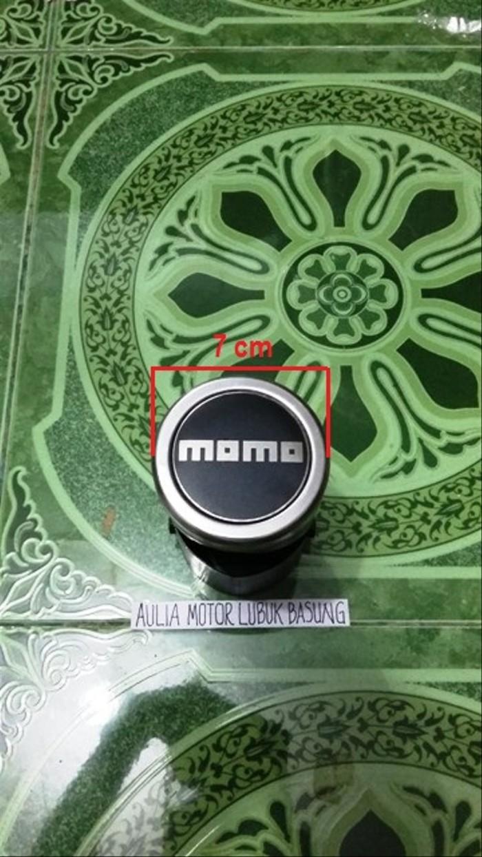 Foto Produk Muffler Ujung Buntut Knalpot Momo Universal suku cadang dari anggishop56