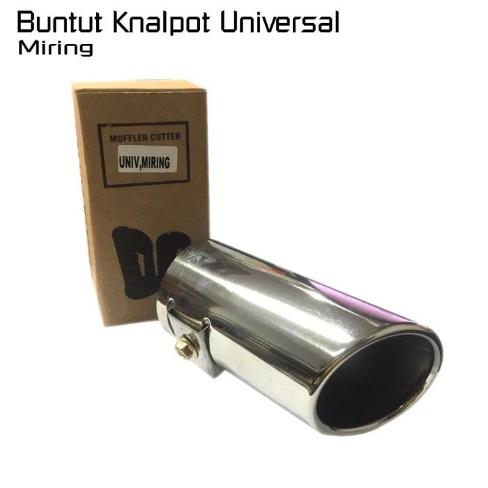 Foto Produk BUNTUT KNALPOT MOBIL - CAR MUFFLER CUTTER UNIVERSAL aneka mesin dari anggishop56