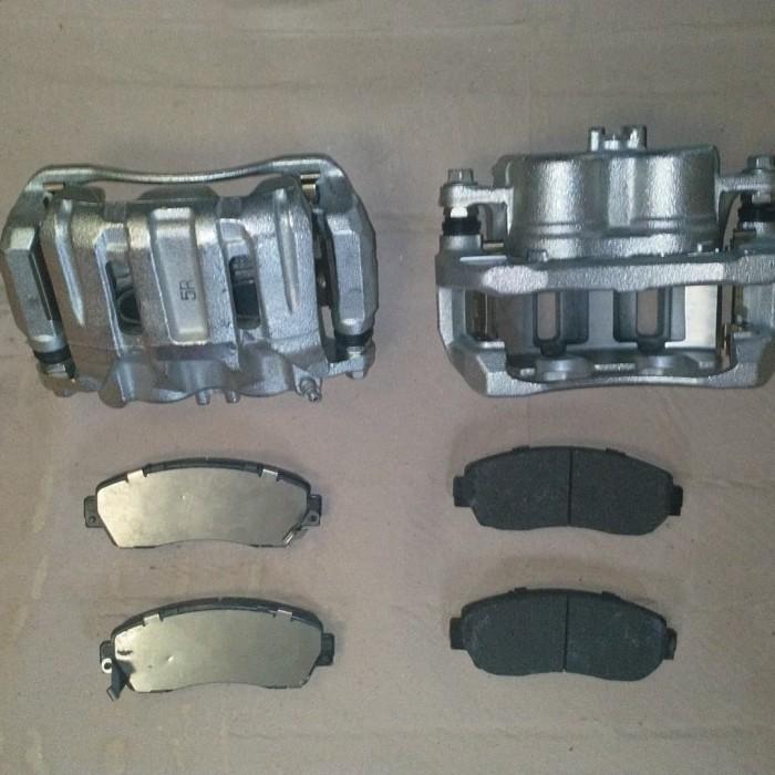 Foto Produk Brake Caliper + Brake pads Honda CRV 2010 up dari Sparepartsmobil dot com