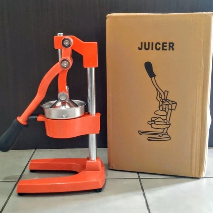 harga Hand juicer manual squezer alat perasan pemeras jeruk lemon press Tokopedia.com
