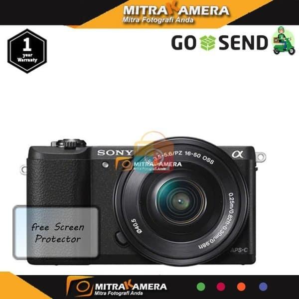 harga Sony alpha a5100 kit 16-50mm Tokopedia.com