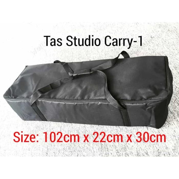 Foto Produk PROMO Tas Studio Carry-1 untuk Perlengkapan Studio Photo termurah dari Grosir Aksesoris Kamera