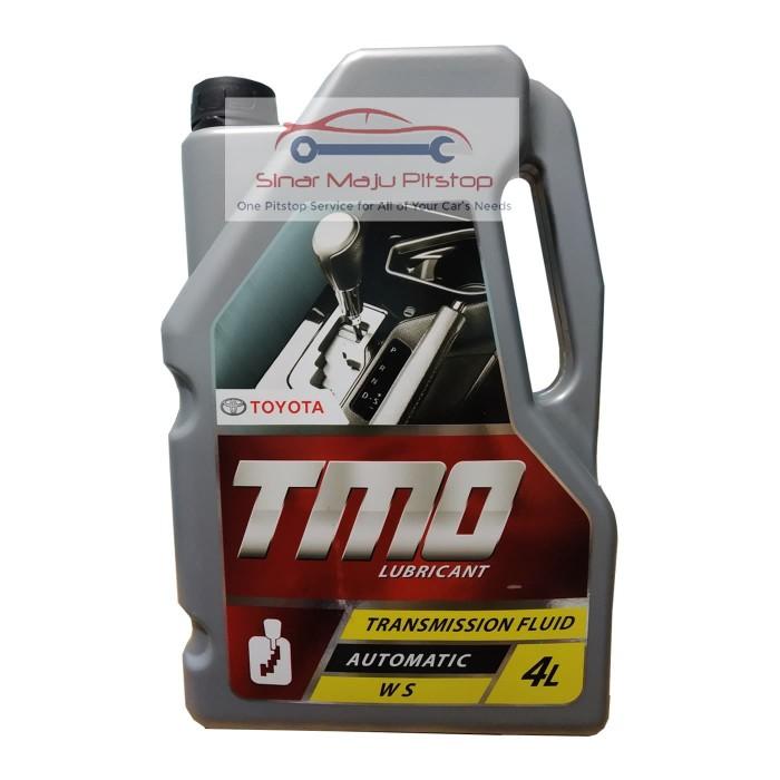 Jual Toyota Motor Oil Tmo Atf Ws Pelumas Oli Transmisi Matic Mobil 4 Liter Jakarta Barat Sinar Maju Pitstop Tokopedia