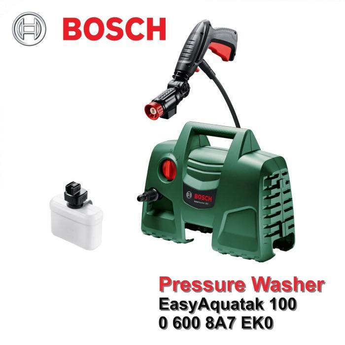 Jual Bosch Easy Aquatak 100 Jet Cleaner Pressure Washer Alat