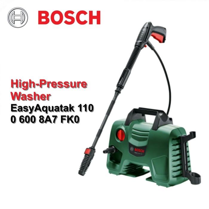 Jual Bosch Easy Aquatak 110 Jet Cleaner Pressure Washer Alat