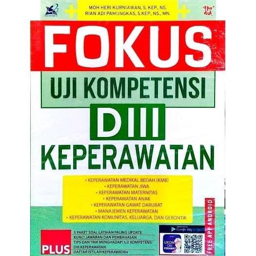 Jual Fokus Uji Kompetensi Diii Keperawatan Kab Tangerang Bukuhappy Tokopedia