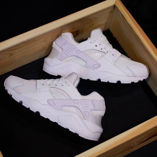 Jual Nike Air Huarache Women All White BNWB 100% Original Legit - Kota Medan - Awm_store | Tokopedia