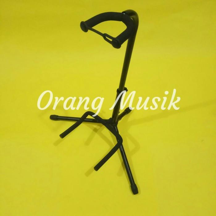 Foto Produk Stand Gitar Single PN - Stand Gitar Elektrik Bass Elektrik dan Akustik dari Orang Musik