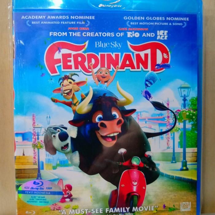 Jual Kaset Bluray Ferdinand 2017 Jakarta Pusat Bluray Disc Tokopedia