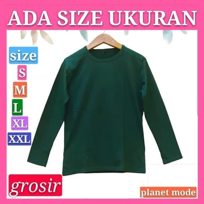 Jual Baju Kaos Olahraga Wanita Kaos Polos Wanita Kaos Lengan Panjang Wanita Putih L Jakarta Pusat Ales Tokopedia