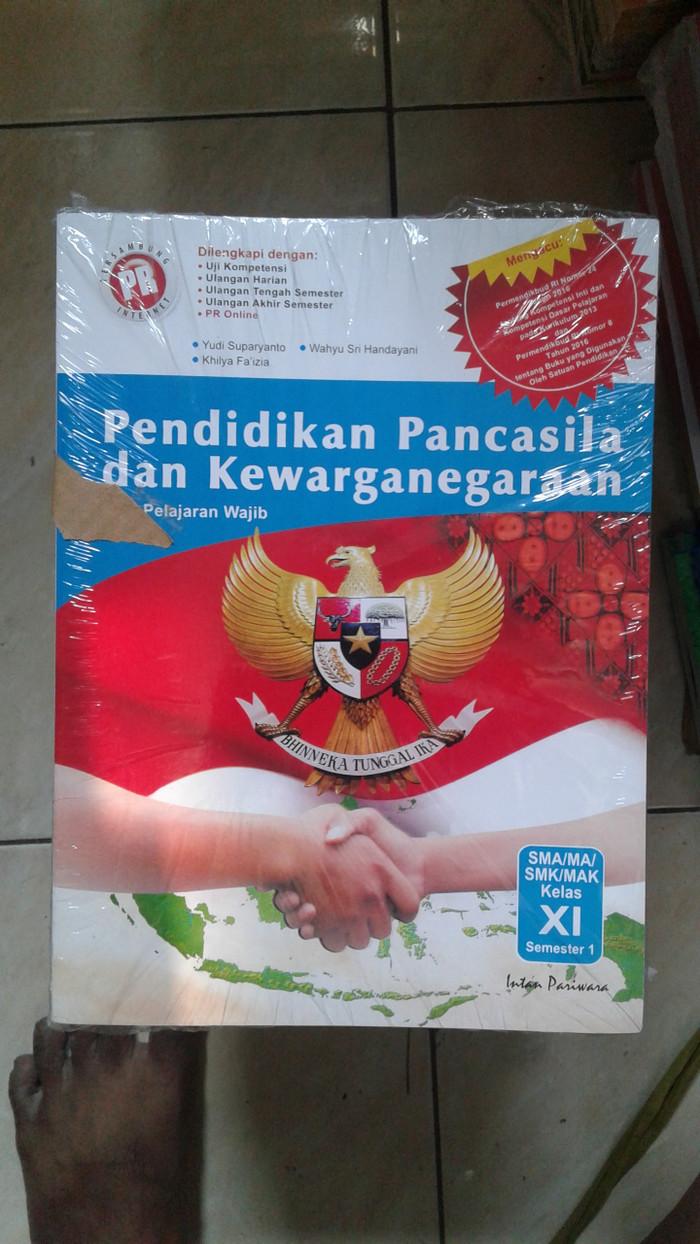 Jual Buku Lks PR Pkn 11 Wajib Jakarta Barat CiciRama