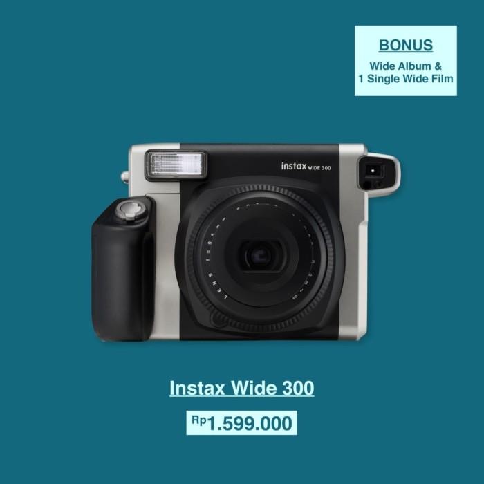 harga Kamera fujifilm instax polaroid mini wide 300 Tokopedia.com