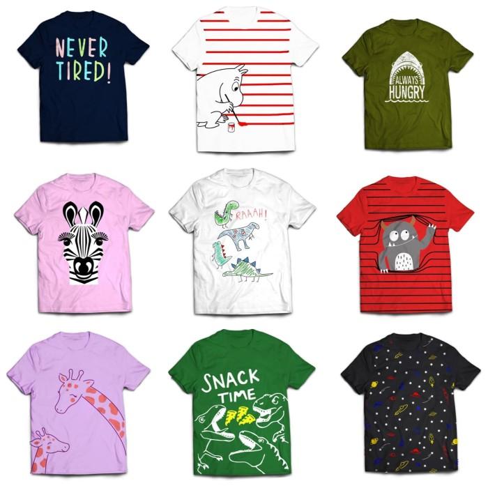 Foto Produk baju atasan anak mno kids murah - 6-9 Bulan dari mumma Baby Shop