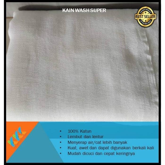 Foto Produk Kain Wash Alat Cat Motif 80x200 cm dari kkc olshop