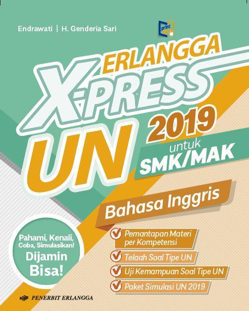 Jual Kumpulan Soal Sma Erlangga X Press Un Smk Mak 2019 Bahasa Inggris Jakarta Selatan Anastasia Prasasta Tokopedia
