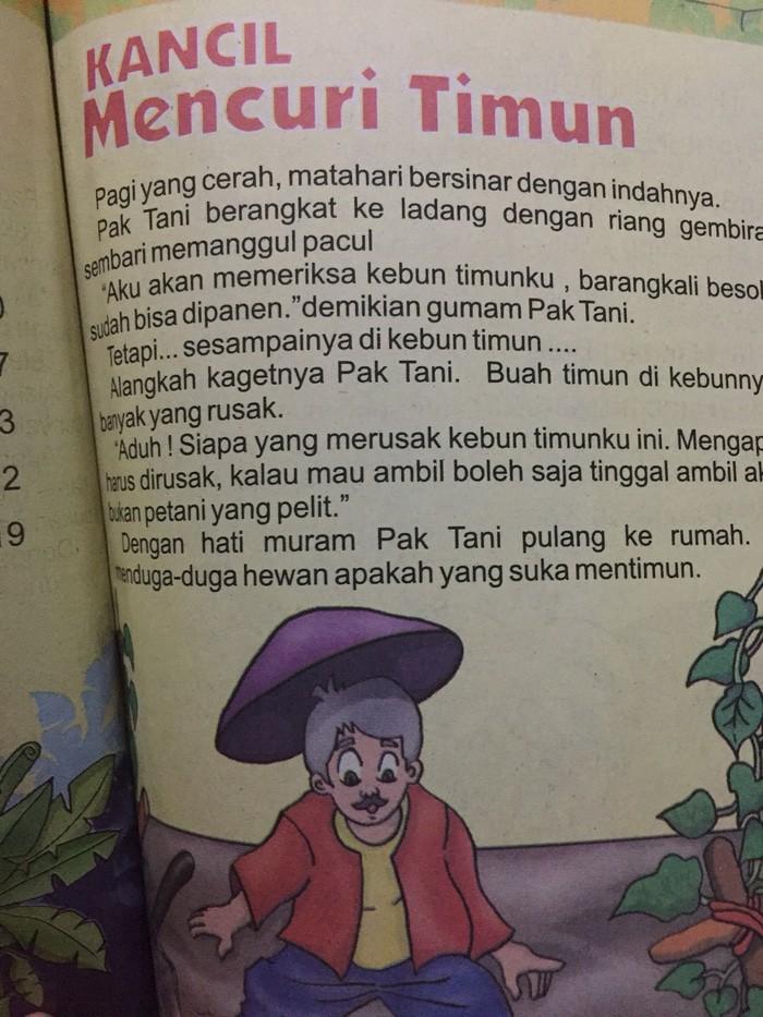 Jual Buku Buku Kumpulan Dongeng Si Kancil Jakarta Barat Qorimansur Tokopedia