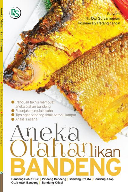 Jual Resep Masakan Buku Aneka Olahan Ikan Bandeng Jakarta Barat Sarah Prastuti Tokopedia