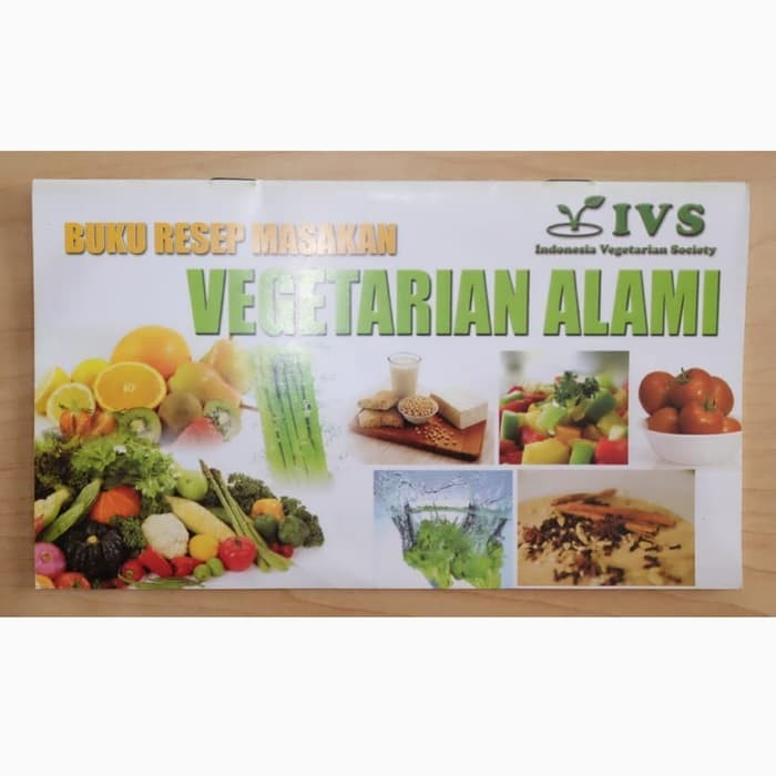 Jual Buku Buku Resep Makanan Minuman Buku Resep Masakan Vegetarian Jakarta Utara Rainahandayani Tokopedia
