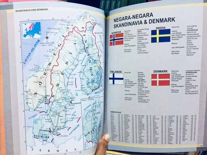 Jual Buku Atlas Buku Atlas Lengkap 34 Provinsi Indonesia Buku Peta Global Jakarta Barat Cawuk Maheswara Tokopedia