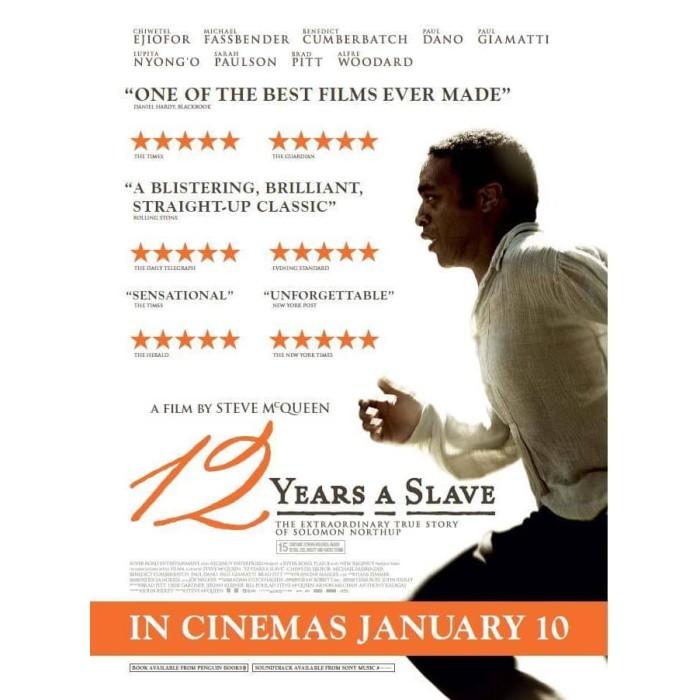 Jual Dvd Film 12 Years A Slave 2013 Kab Karawang Dvd Movie Update Tokopedia