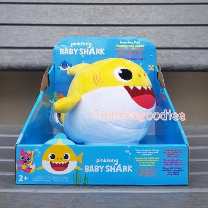 Foto Produk Pinkfong Baby Shark Official Dancing Doll dari Cookieegoodiee