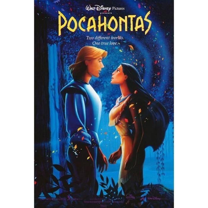 Jual Dvd Film Kartun Pocahontas 1995 Jakarta Selatan Tempat Nonton Tokopedia