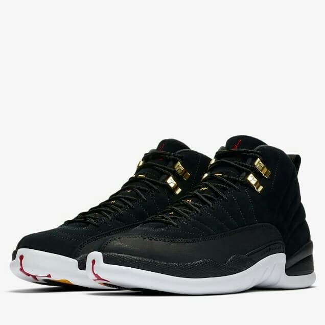 Jual sepatu basket nike air jordan 12