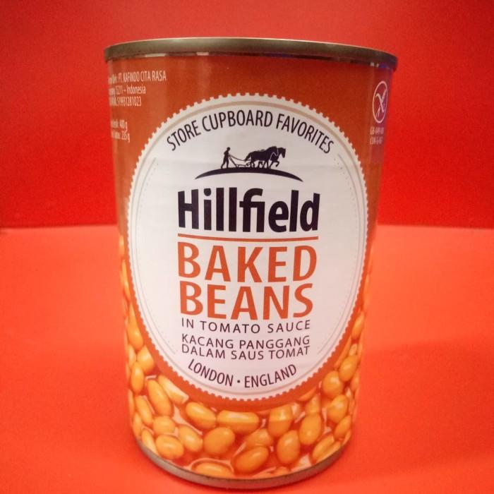 Jual Hillfield Baked Beans Can Jakarta Selatan Yenzy Tokopedia