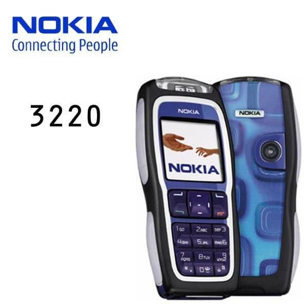 Foto Produk Handphone Jadul Nokia 3220 dari angga1747