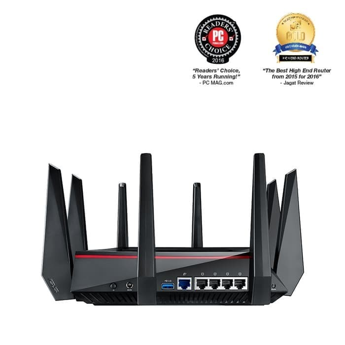 NOT WORKING ASUS RT-AC5300 Tri-Band WiFi Gaming Router