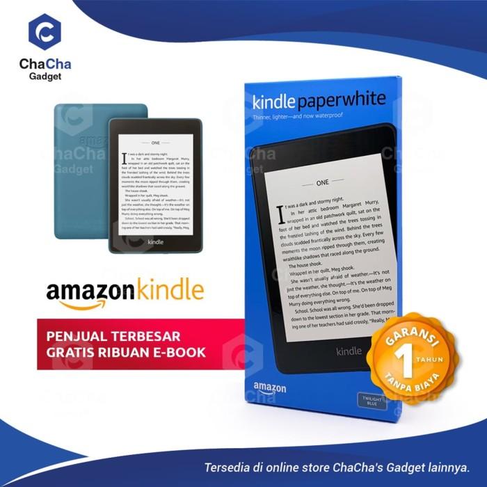 Jual Amazon Kindle Paperwhite Ebook Reader Waterproof 32gb Ads