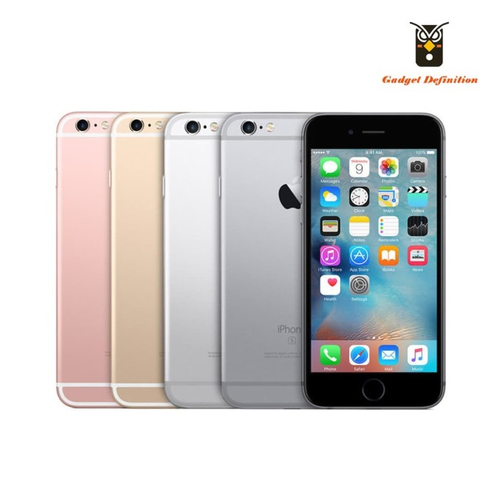 Foto Produk APPLE IPHONE 6S 128GB NEW dari Gadgetdefinition
