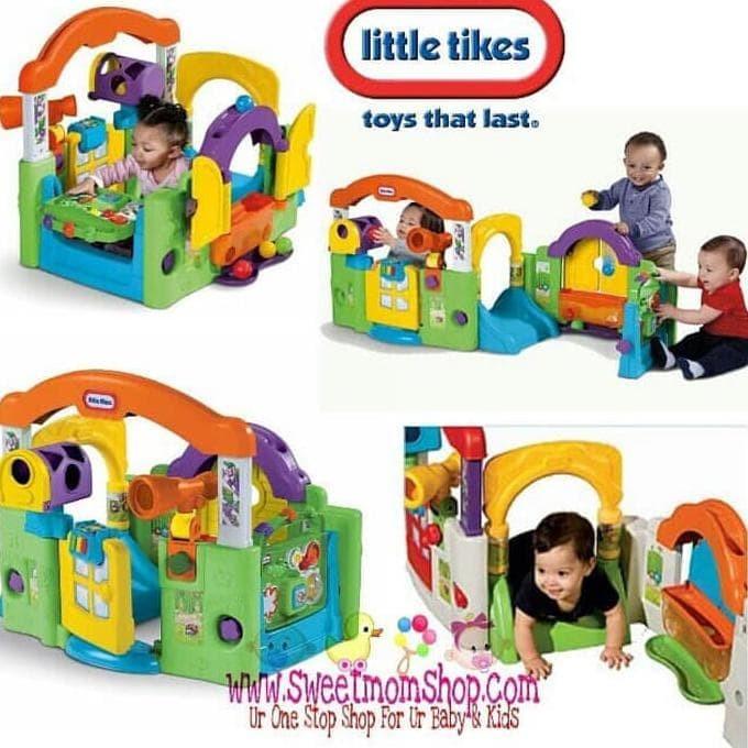 Jual Sweetmomshop Little Tikes Activity Garden Jakarta Barat Heppy Dewita Shop Tokopedia