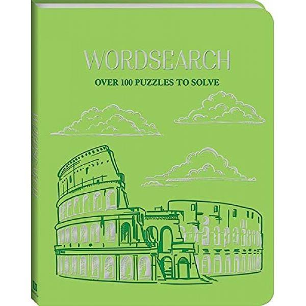 Foto Produk Deluxe Leather Puzzles: Wordsearch - 9781488913570 dari Periplus