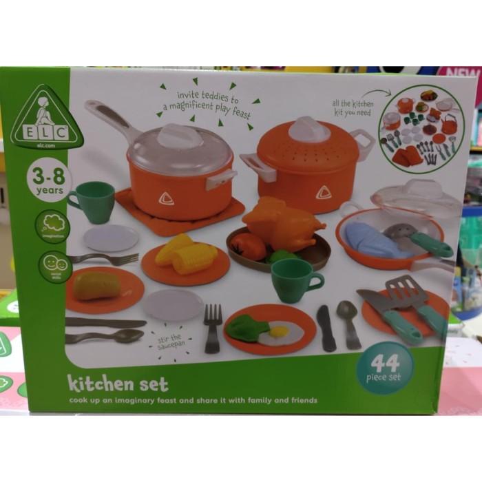 Jual Mainan Kitchen Set Masak Masakan Anak Panci Mainan Pisau Plastik Murah Jakarta Barat Bigsize Olshop Tokopedia