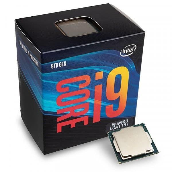 Foto Produk Intel Processor Core i9-9900 BOX 9900 dari silicon ONE Computer