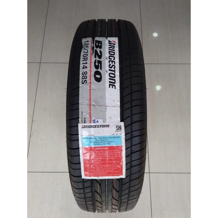 Jual Bridgestone B250 Ukuran 185 70 R14 Ban Mobil Xenia Panther Avanza Kab Bandung Rkb Cileunyi Tokopedia