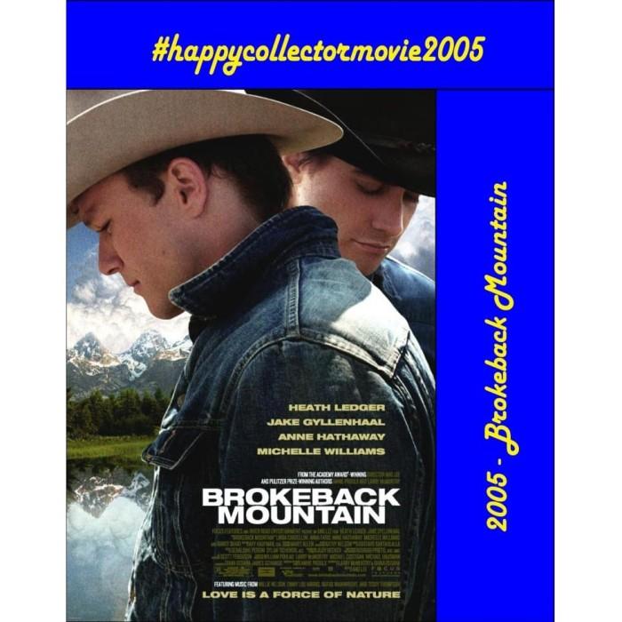 Jual Dvd Brokeback Mountain 2005 Jakarta Selatan Happyc Shop Tokopedia
