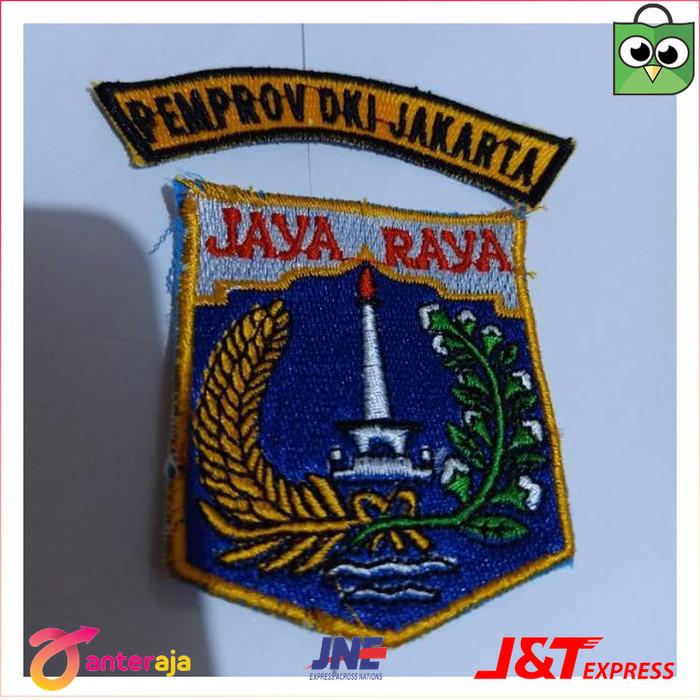 jual badge emblem logo bordiran pemprov dki jaya raya jakarta barat dania official tokopedia jual badge emblem logo bordiran pemprov dki jaya raya jakarta barat dania official tokopedia