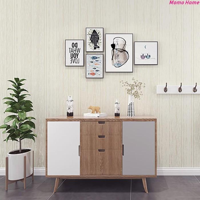 Jual Wallpaper Modern Minimalis Wallpaper Rumah Memiliki Ruang Tamu Warna Jakarta Barat Friday Combi Yeay Tokopedia