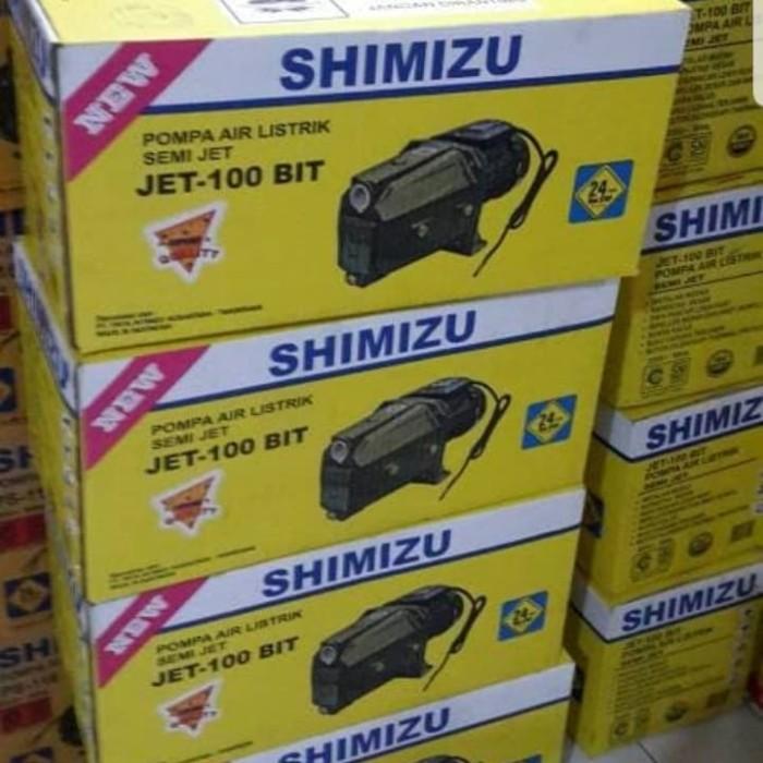 Jual Pompa Air Shimizu Berkualitas dan Harga Terjangkau 1